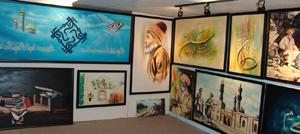 نقاشی سفرنامه حکيم ناصر خسرو بلخی
